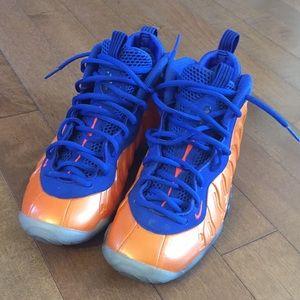 """Nike foamposites """"Knick's"""""""